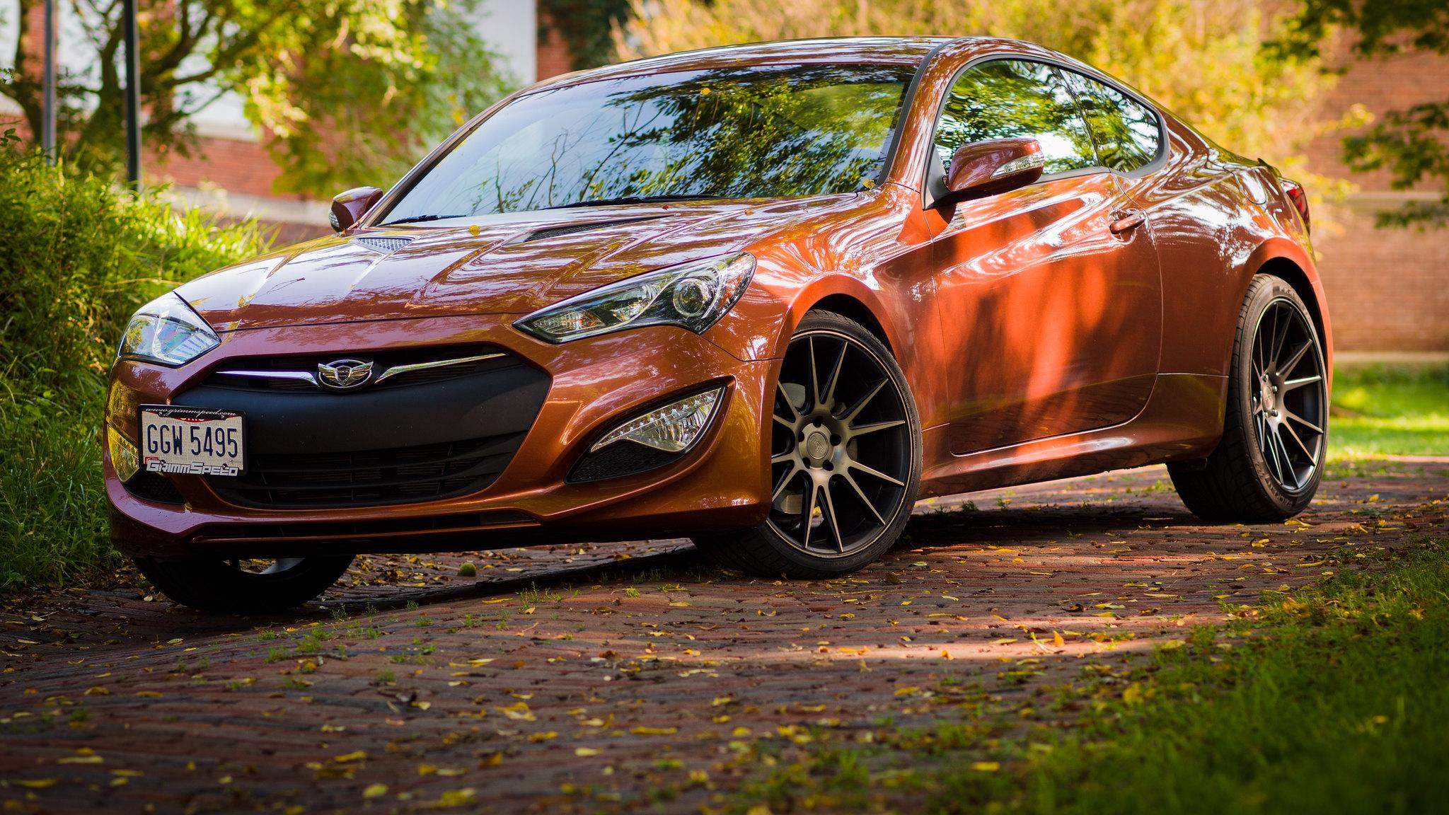 October 2014 Rotm Vote Hyundai Genesis Forum