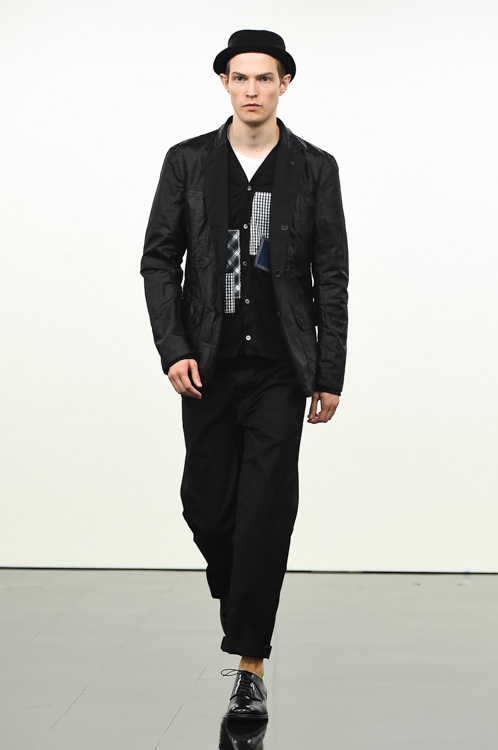 SS15 Tokyo COMME des GARCONS HOMME006_Adrian Bosch(Fashion Press)