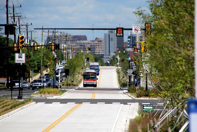 Potomac Yard Transitway