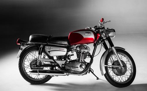 Old School Ducati 250 (No HDR)) by Geoff Livingston
