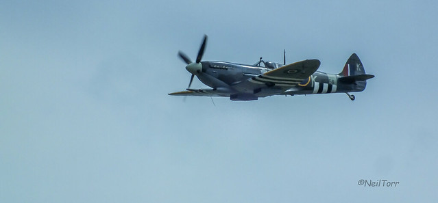 Spitfire at Waddington 2014