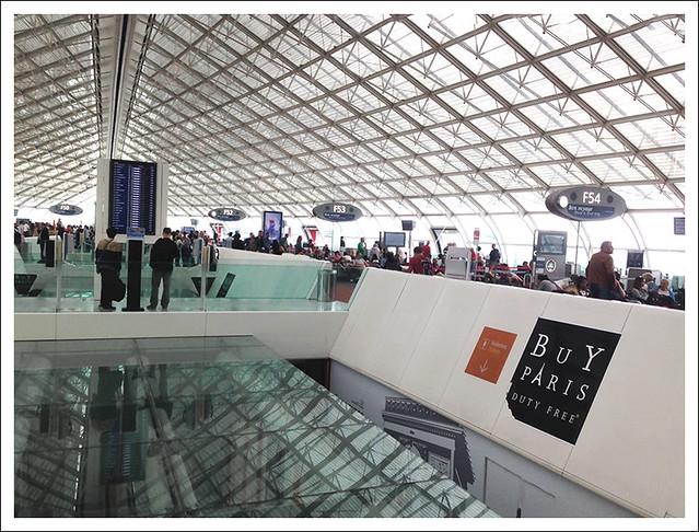 CDG Terminal 2F