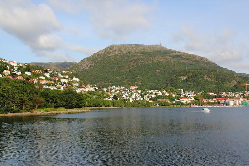 Ulriken at Bergen
