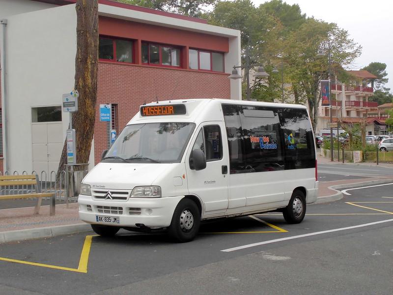 Transport mobilit urbaine afficher le sujet lignes de bus estivales - Office de tourisme hossegor ...