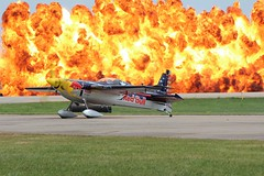 OSH14, wall of fire