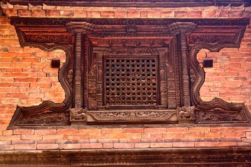 intricate window