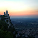 Sunset in San Marino by frasse21