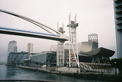 The Lowry from the Ferry