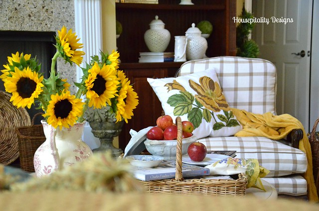 Sunflower Decor