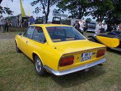 FIAT 124 Sport Coupé BC-1 1600 1970