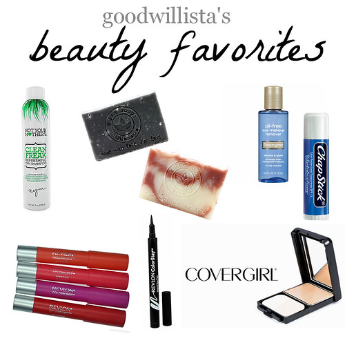 goodwillistabeautyfaves