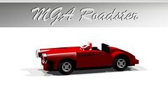 MGA 1957 Roadster