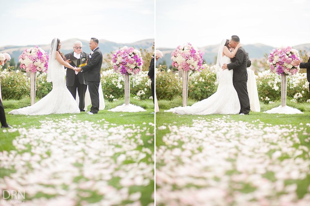 Rachele + Tyson - Wedding