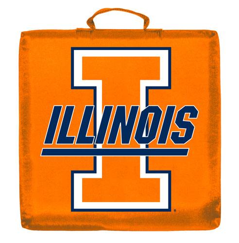 Illinois Fighting Illini Stadium Cushion