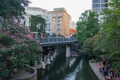 Riverwalk - San Antonio - Texas - 09 July 2014