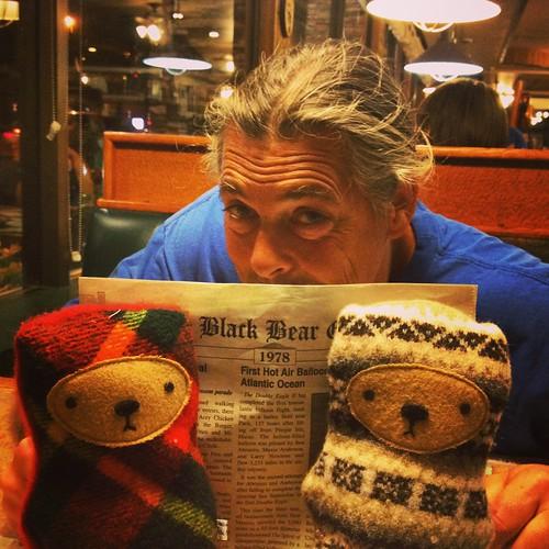 diner bears