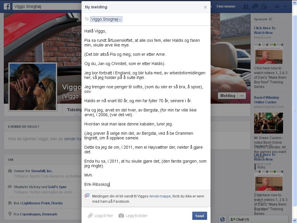 viggo facebook