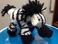 Zebra done!