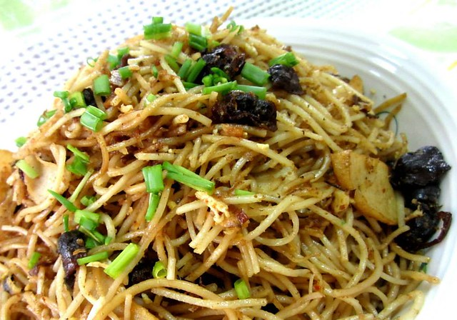 Fried mee teow 2