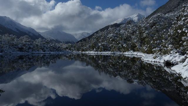 A Winter Wonderland, Lewis Pass, West Coast, New Zealand