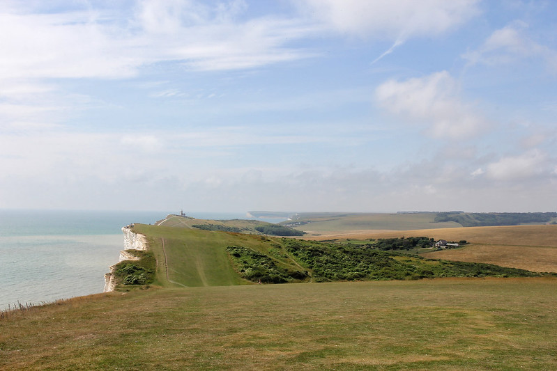 East Sussex, south coast (Beachy Head & Seven Sisters cliffs)