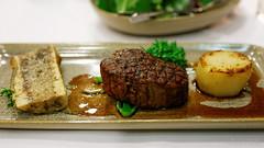 20140822-29-Eye fillet steak with bone marrow at Freycinet Lodge.jpg
