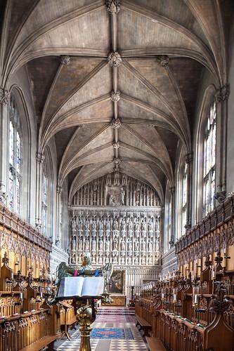 Magdalen College Chapel