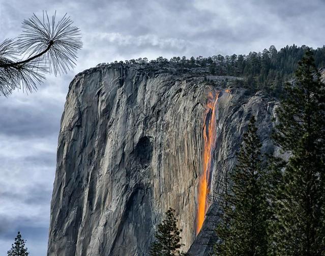 Horsetail, la cascada de fuego 15005688077_4c1535cfd8_z