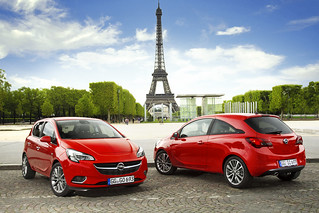 Weltpremiere in Paris: Opel Corsa E