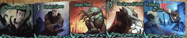 Minions of Cthulhu