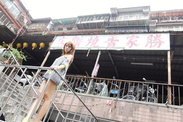 2013 07 20 台北.萬華.南機場.附近眷村.黃丞妮