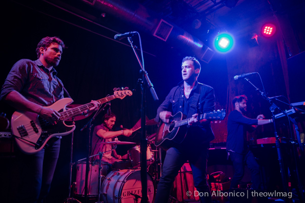 Grizfolk @ Rickshaw Stop, SF 9/11/14