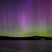 Northern Lights from Crescent Beach Road by John H McCarthy