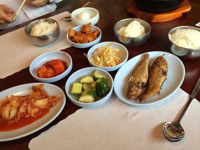 Banchan - My Tofu House