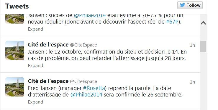 Rosetta : atterrissage et mission de Philae (Sujet N°1) - Page 2 15059660148_13fb83c34a_b