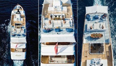 Burgess Yachts to showcase $1B in yachts at boat shows
