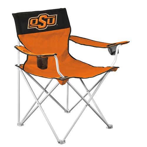 Oklahoma State University OSU Cowboys Big Boy Chair