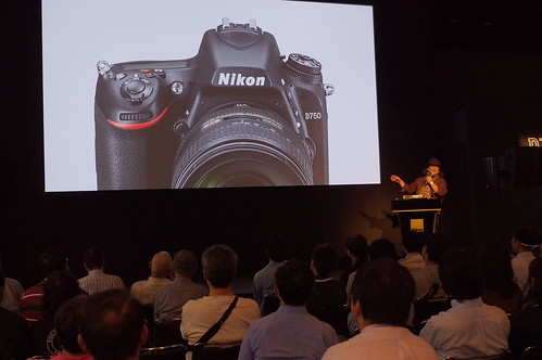 Mr. Seiya Nakai's presentation