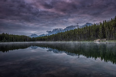 Herbert Lake, Banff Alberta