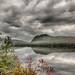 Lac Résimond sous la brume by gaudreaultnormand
