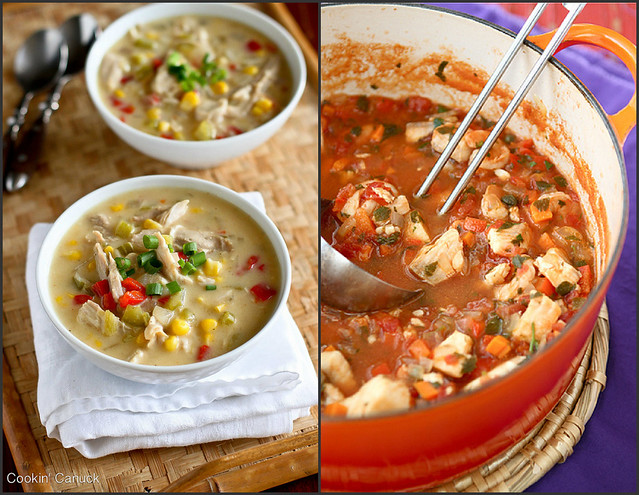 Healthy Soup Recipes | cookincanuck.com