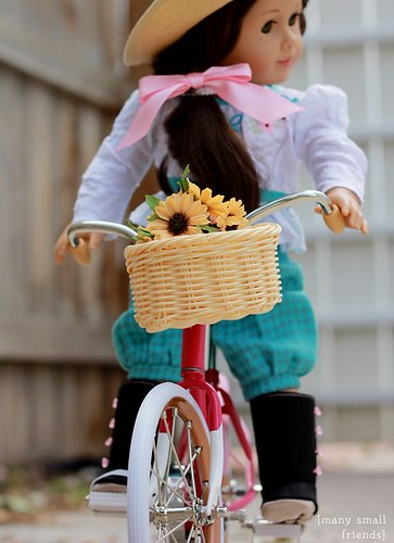 American Girl Samantha's Bicycle Review