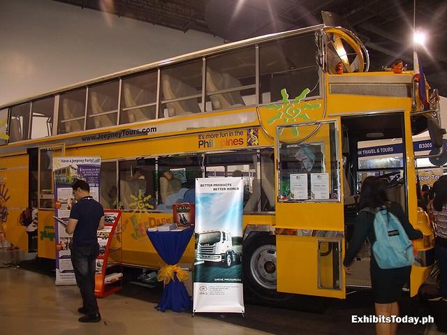Jeepney Tours Bus