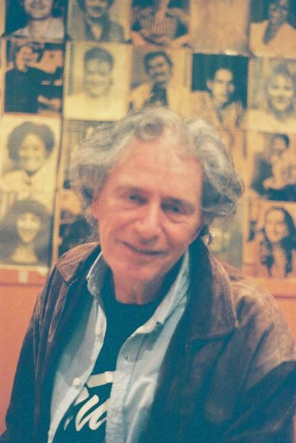 Norman McMullen at Grossmans