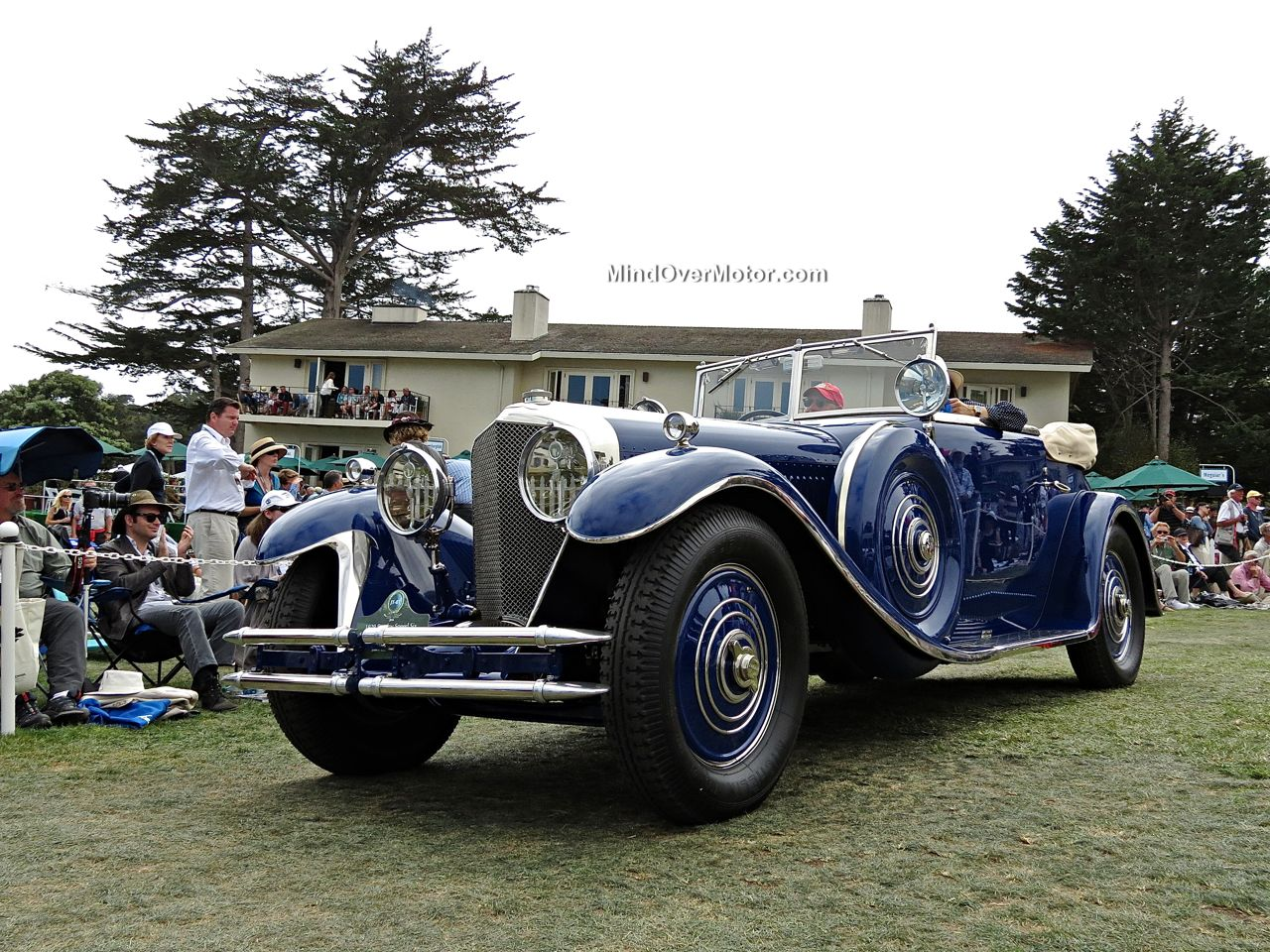 Pebble Beach 2014 Bentley Speed Six