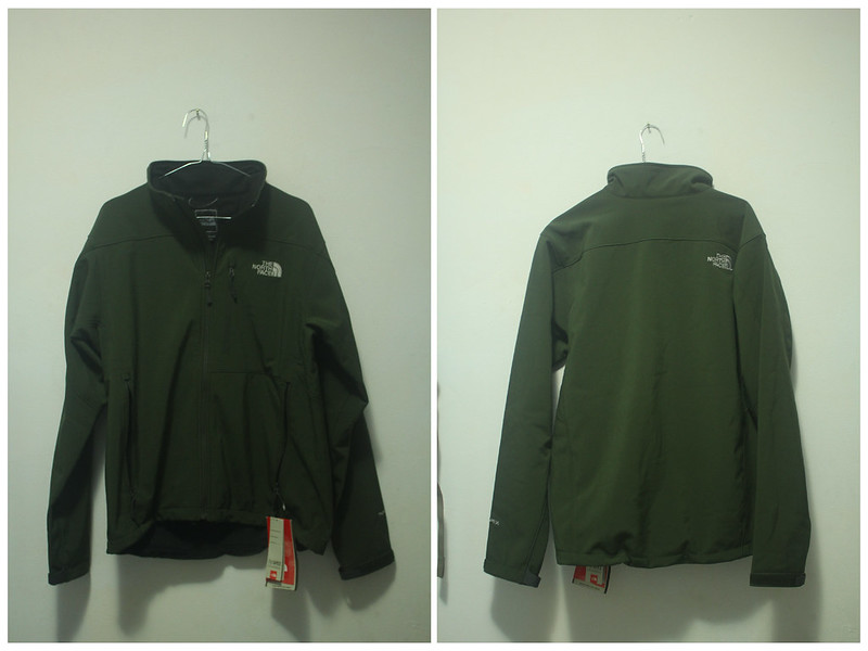 Jaket TNF Apex (original, brand new with tag!!)