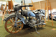 The National Motorcycle Museum 2014
