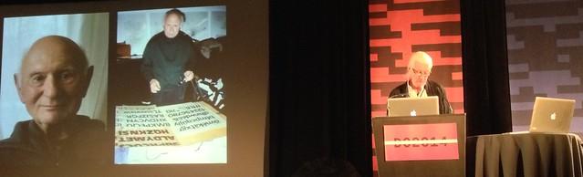 TypeCon 2014: Tribute to Hans Eduard Meier by Matthew Carter