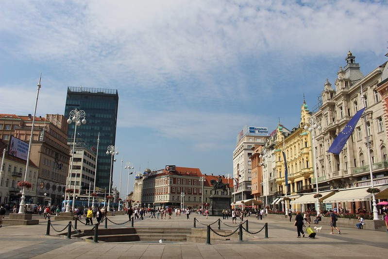 Center of Zagreb