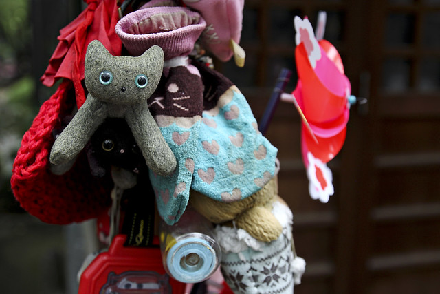 mizuko offerings